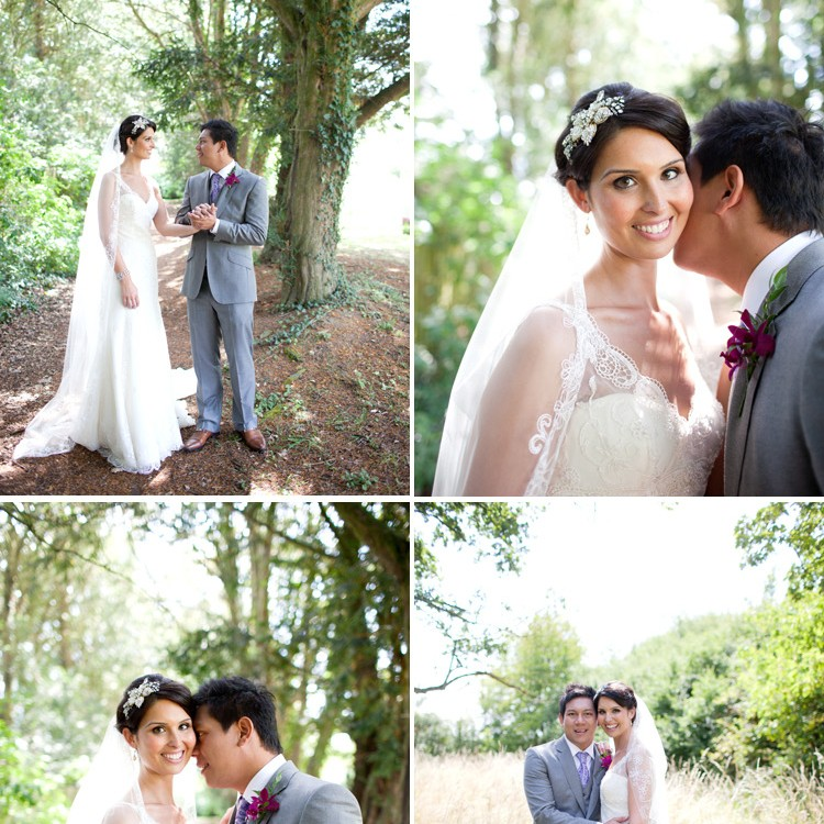 Tythe Barn Wedding Photography | Paula & Thani