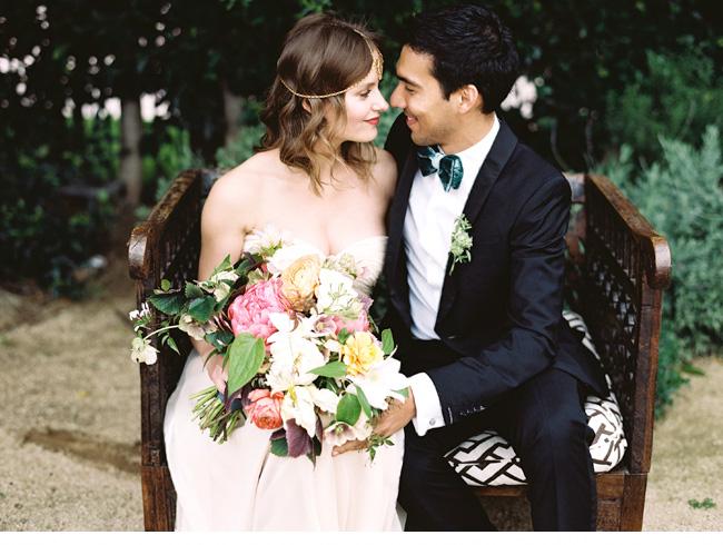 California Wedding Photography   Aude & Gilles