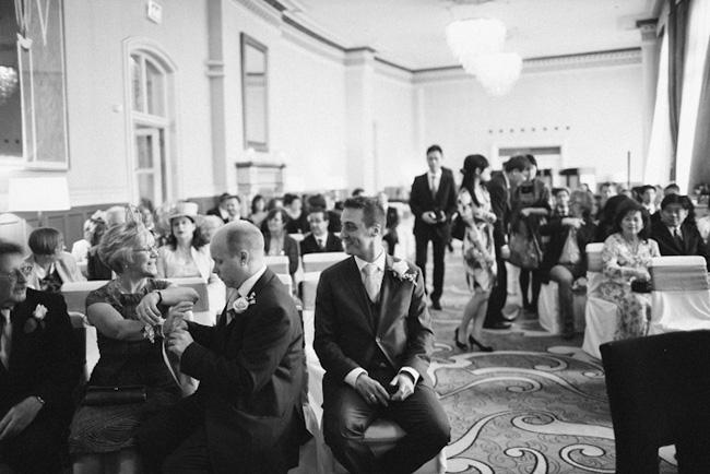 Jenn + Paul // Wedding at St Pancras Renaissance Hotel, London