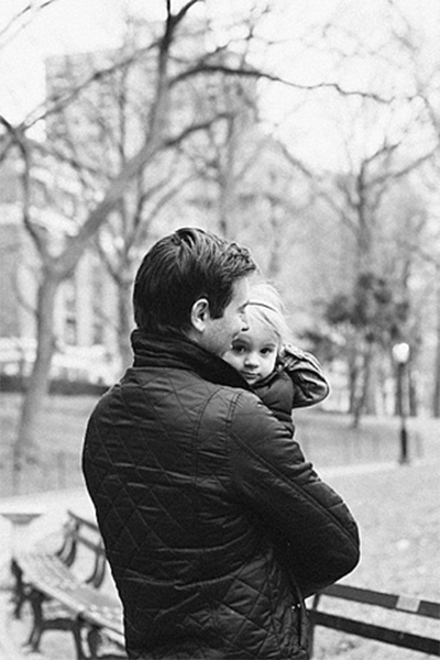 Family Portraits in Central Park NYC | Sarah, David & Sophia